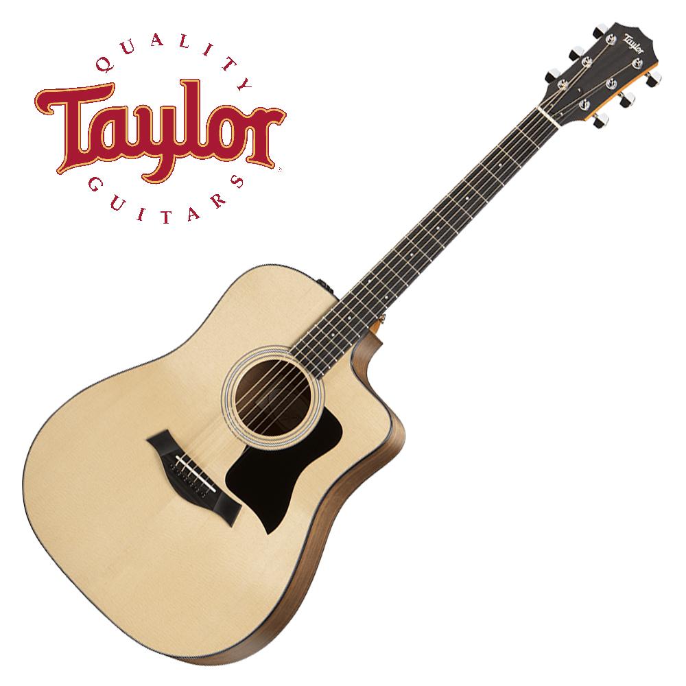 Taylor 110CE 電民謠木吉他