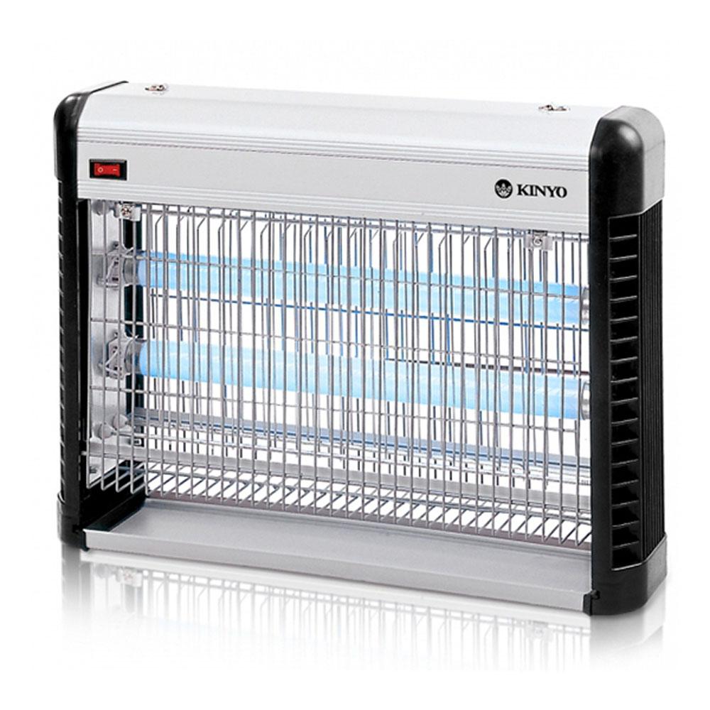 KINYO 30W大型UVA紫外線燈管電擊式捕蚊燈 @ Y!購物