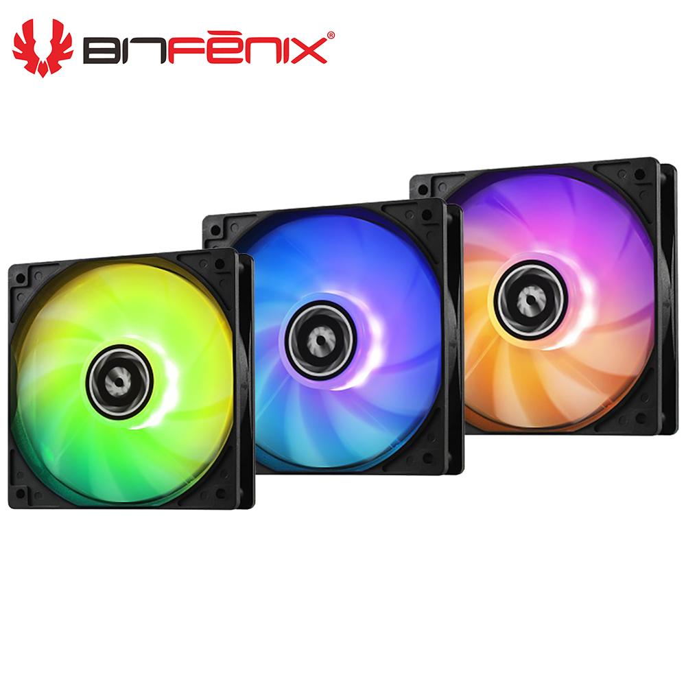 Bitfenix 火鳥 12公分 幽靈 幻彩 ARGB 120 (3pin/+5V) 風扇