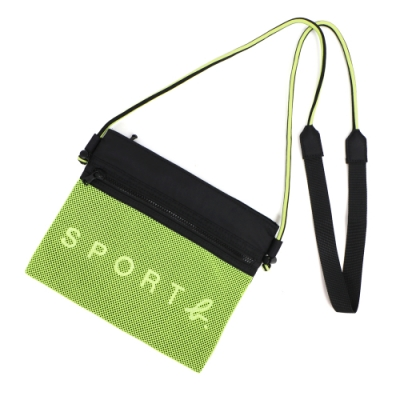 Sport b. 貼身肩背小包 (黑)