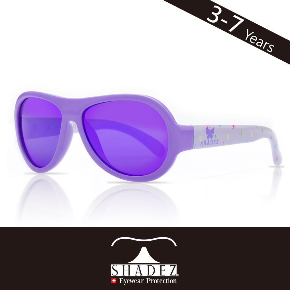 瑞士SHADEZ 兒童太陽眼鏡SHZ-50(年齡3-7)--漾紫蝴蝶