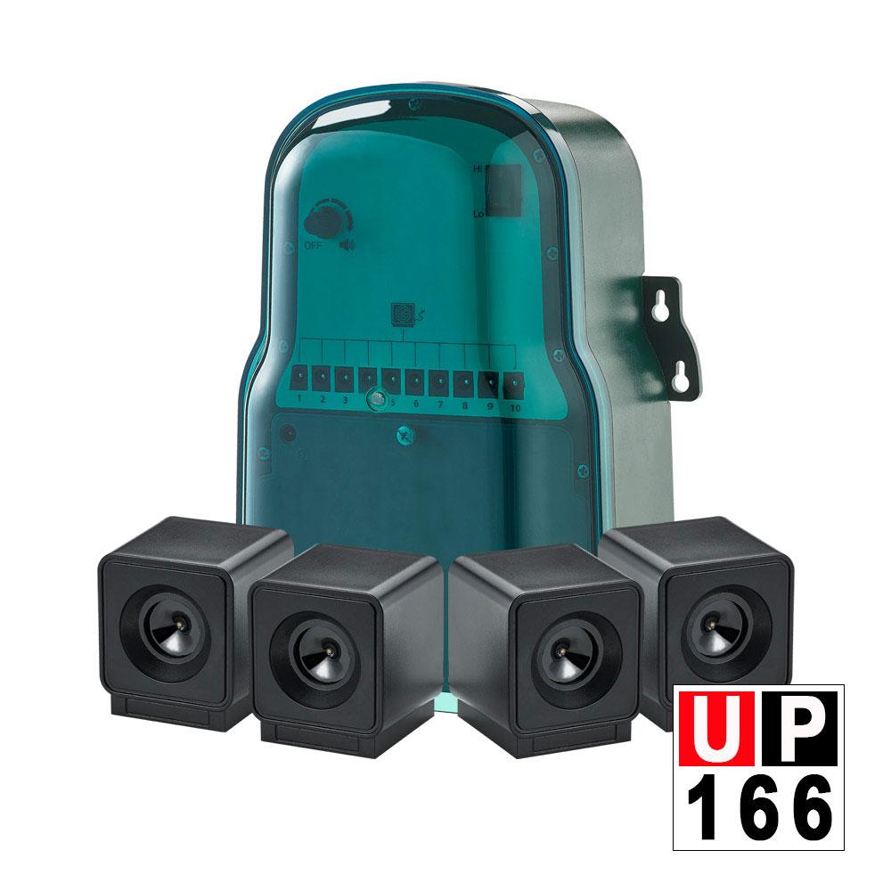 DigiMax 專業級產業用驅鳥鼠擊退器-UP-166