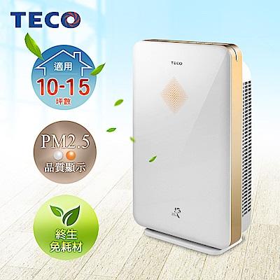 TECO東元 高效免耗材空氣清淨機 NN 4001 BD