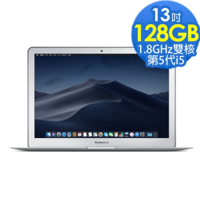 (福利品)Apple MacBook Air 13.3吋 128G (MQD32TA/A)