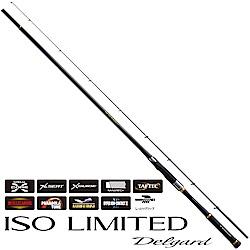【SHIMANO】ISO LIMITED Delgard 1號530 磯釣竿