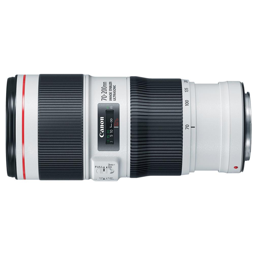 Canon EF 70-200mm F4L IS II USM 中望遠變焦鏡頭(公司貨)