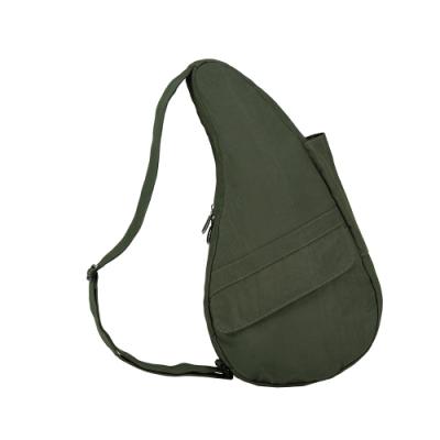 Healthy Back Bag 水滴單肩側背包-M 夜幕綠