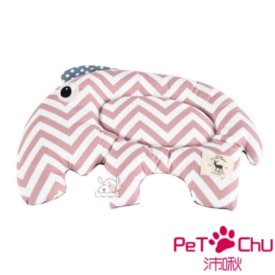 Pet Chu沛啾 大象防滑貓睡墊-條紋