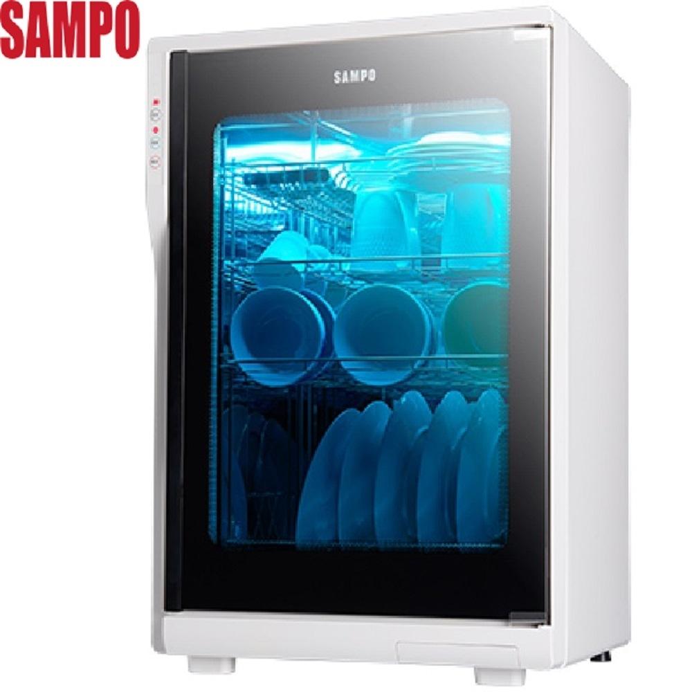 (快速到貨) SAMPO 聲寶 四層紫外線烘碗機 KB-GK90U-