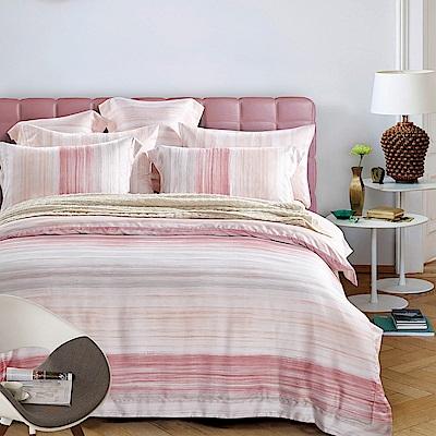 DESMOND岱思夢 加大100%天絲床包枕套三件組 調色盤
