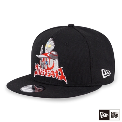 NEW ERA 9FIFTY 950 ULTRAMAN NEOS 超人光波 黑 棒球帽
