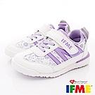IFME健康機能鞋 超輕運動款 EI70702白(小童段)