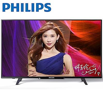 PHILIPS飛利浦 65吋 Full HD LED液晶顯示器+視訊盒65PFH5250
