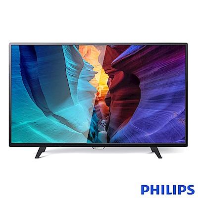PHILIPS飛利浦 43吋 低藍光連網液晶顯示器+視訊盒 43PFH5800