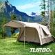 【Turbo Tent】 Lite 300-一房一廳八人帳篷(30秒專利快速帳) product thumbnail 2