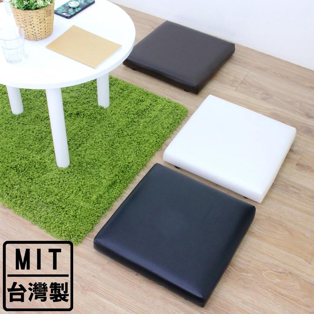 頂堅 寬42公分-厚型沙發(皮革椅面)和室坐墊/沙發坐墊/椅墊(三色可選)