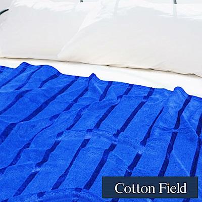 棉花田 晶彩 超細纖維超柔亮絲隨意毯-5色可選(130x170cm)