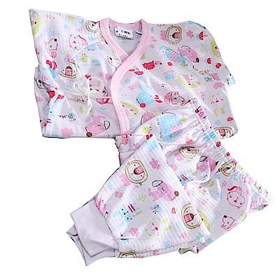 印花護手肚衣套裝 k50651 魔法Baby