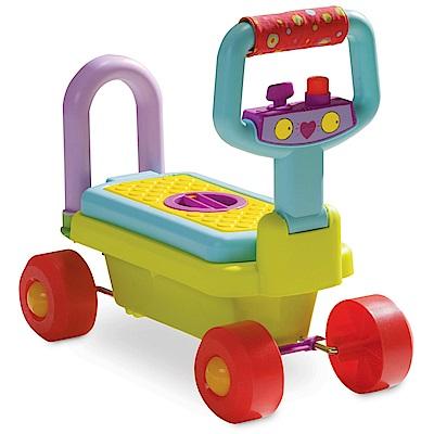 taf toys五感開發系列-多功能遊戲車