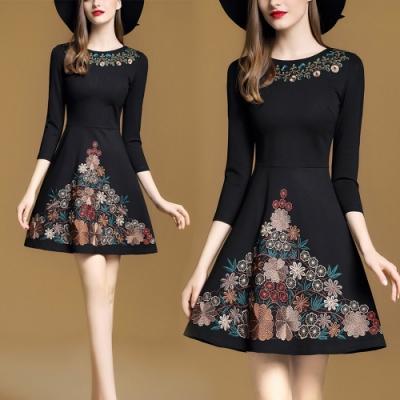 【KEITH-WILL】時尚潮流魅力佳人洋裝