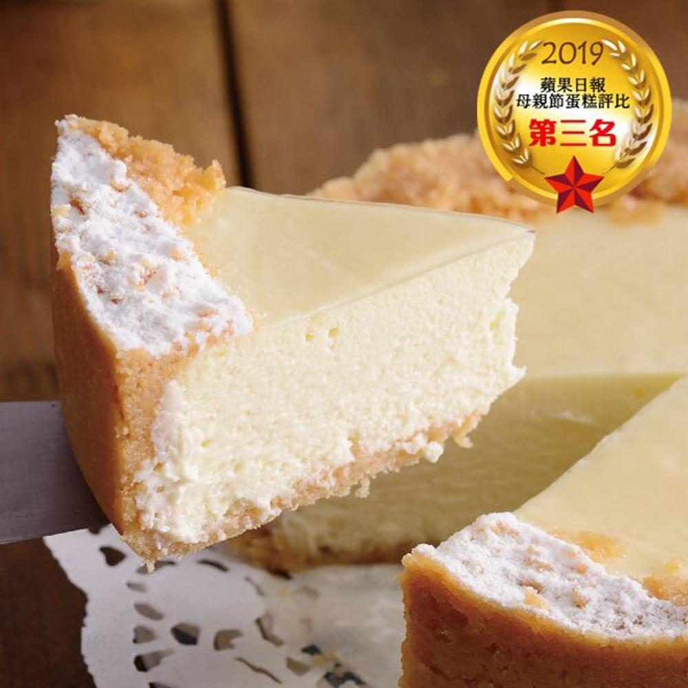 食感旅程Palatability 絲綢乳酪蛋糕640g(6吋)