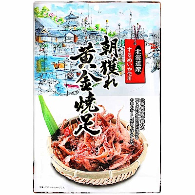 一榮食品 烤烏賊腳(73g)