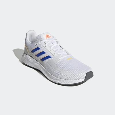 adidas_男性_白色_跑鞋_RUNFALCON 2.0_H04538