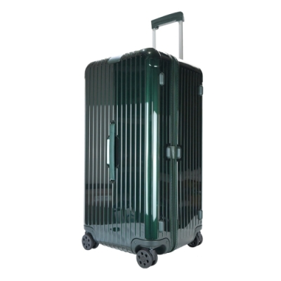 RIMOWA ESSENTIAL Trunk Plus 31吋大型運動旅行箱(寶石綠)