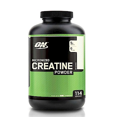 [美國 ON] CREATINE 肌酸(600g/罐)