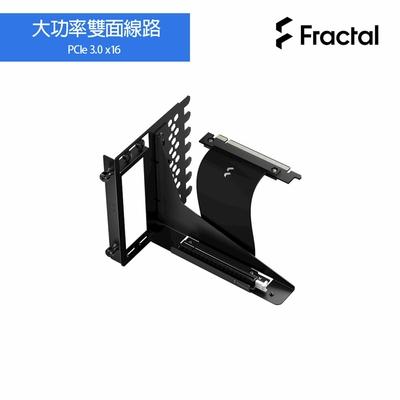 Fractal Design Flex B-20 顯示卡 直立支架 延長排線組