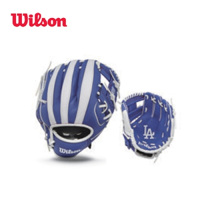 WILSON A200 兒童手套 右投左手 WTA02RB16LAD