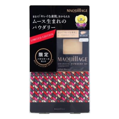 SHISEIDO資生堂 心機星魅輕羽粉餅UV(蕊)9.3g#OC20+心機星魅輕羽粉餅盒