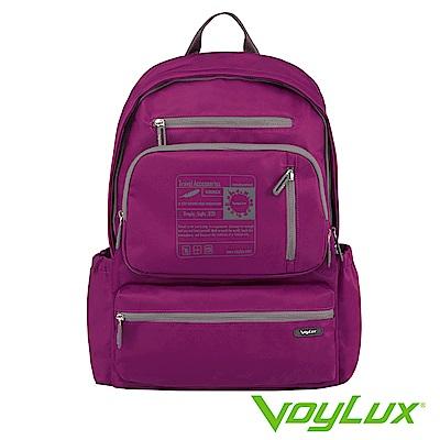 VoyLux 伯勒仕-VITAL系列-兩用背包(附可拆式腰包)-玫瑰紅3684093