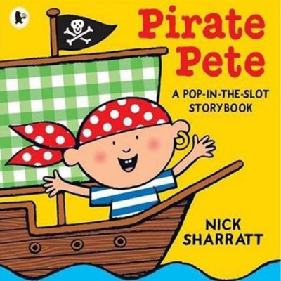 Pirate Pete 彼得小海盜新奇趣味操作書