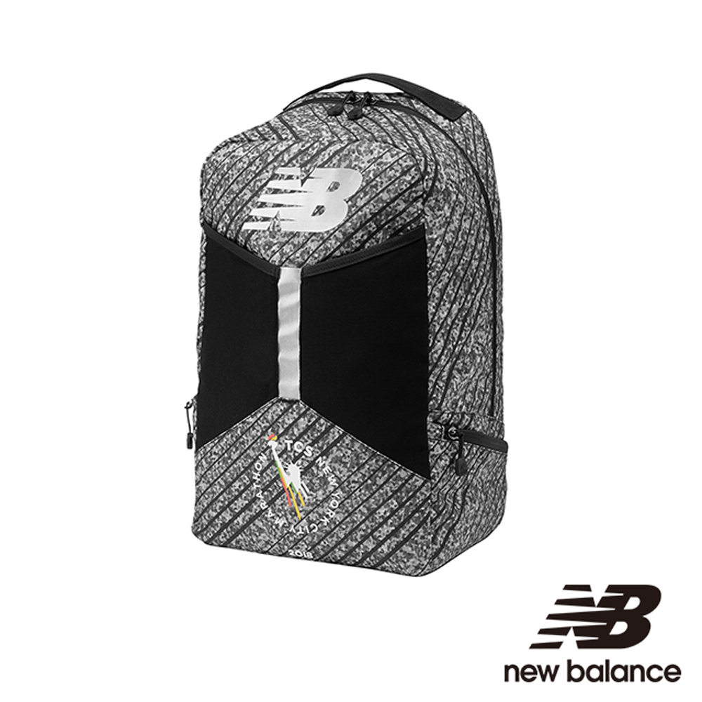 New Balance   NYRR多功能後背包 500403900000  黑色
