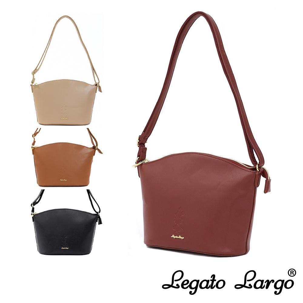 Legato Largo 迪士尼DISNEY聯名款 復古經典米妮貝殼包