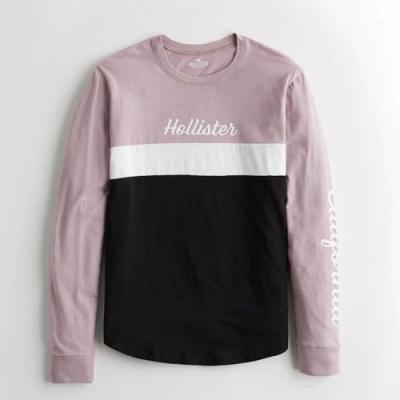 Hollister HCO 長袖T恤 多色系 1404