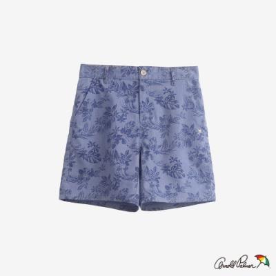 Arnold Palmer-女裝-洗舊印花布短褲