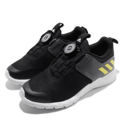 adidas 慢跑鞋 RapidaFlex BOA K 女鞋