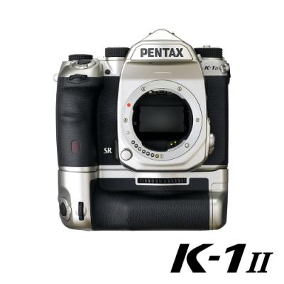 PENTAX K-1 Mark II SE 銀影紀念版(公司貨)