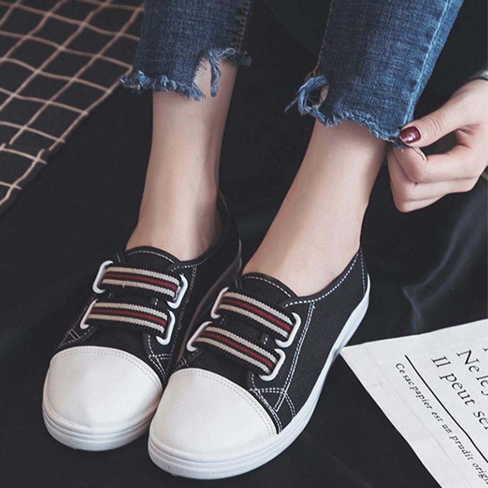 【LN】現貨 懶人一腳蹬布鞋