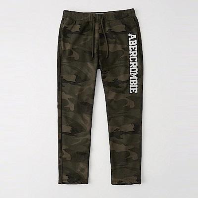 AF a&f Abercrombie & Fitch 長褲 綠色 1100