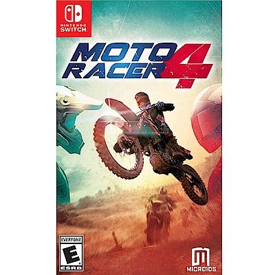 摩托英豪 4 Moto Racer 4 - NS Switch 英文美版