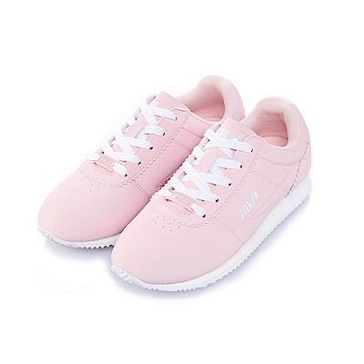 FILA 女款慢跑鞋-粉 5-J903S-551
