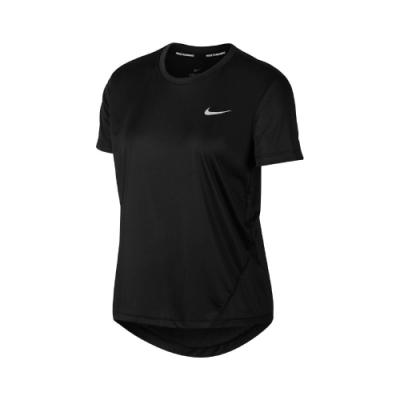 Nike T恤 Miler Running Top 女款