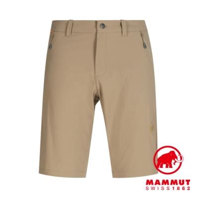 【Mammut】Hiking Shorts 經典健行短褲 野生棕 男款 #1023-00120