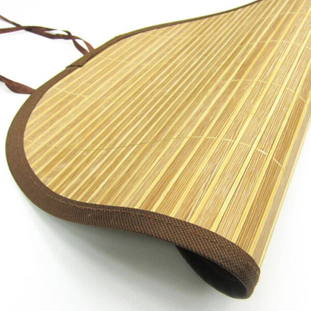 仲夏頌 天然竹子餐椅墊-竹絮 (40x43cm)
