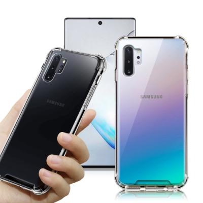 CITY Samsung Galaxy Note 10+ 軍規5D防摔手機殼