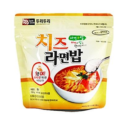 DOORI DOORI泡飯+泡麵 - 起士口味  ( 106g/包 )
