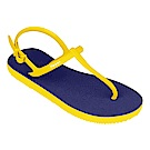 Fipper STRAPPY NAVY-YELLOW